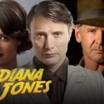 Mads Mikkelsen Cast in 'Indiana Jones 5'