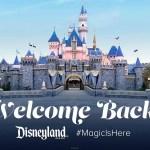 Non-California Residents May Visit Disneyland Starting This Week