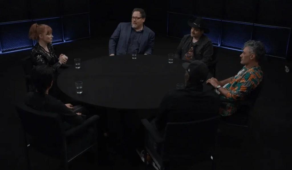 The Mandalorian, Dave Filoni, Jon Favreau