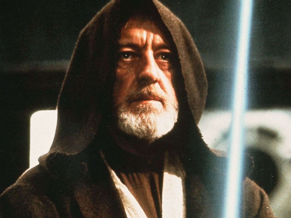 Obi-Wan Kenobi, Star Wars, Alec Guinness