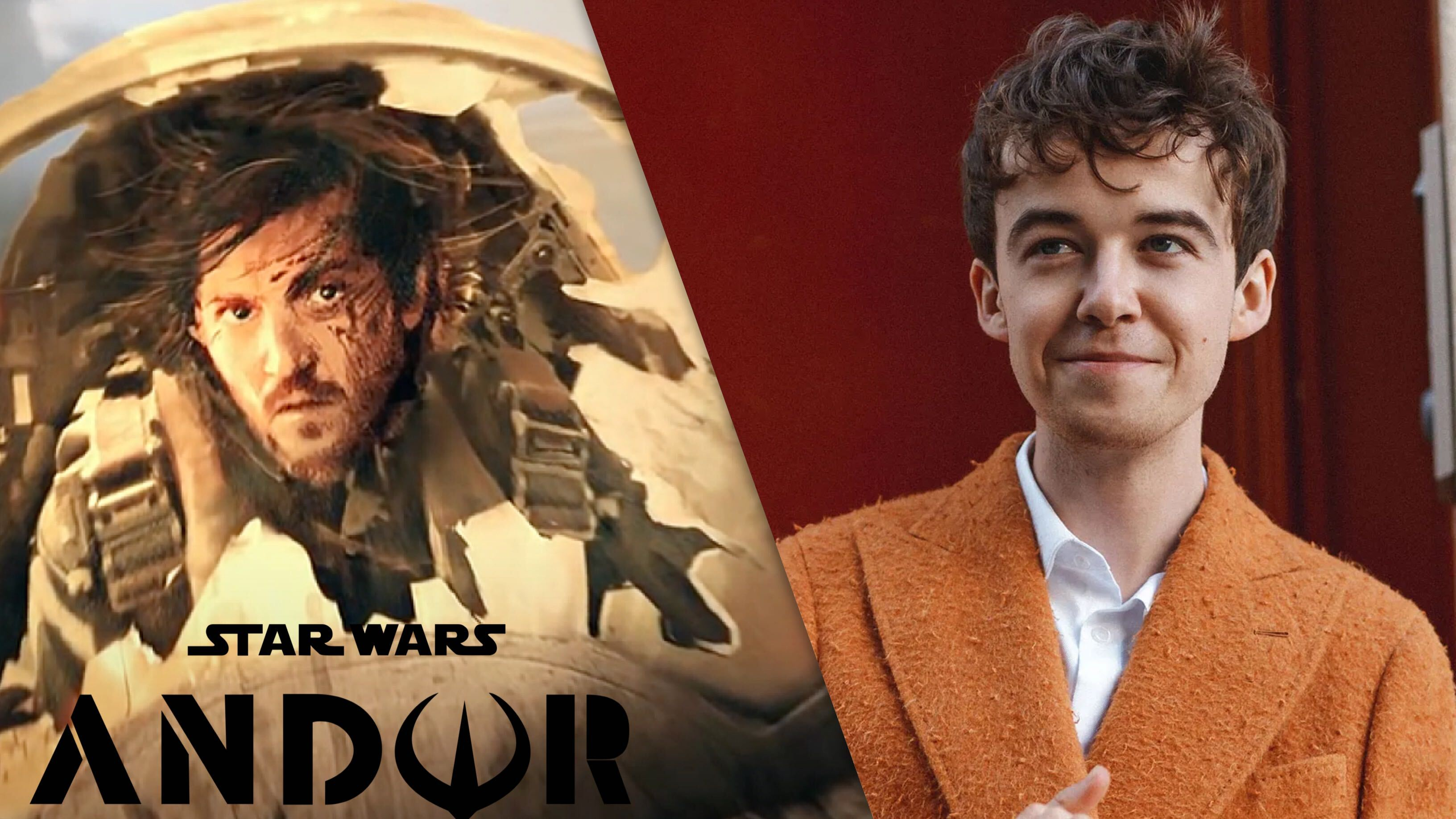 Andor, Alex Lawther
