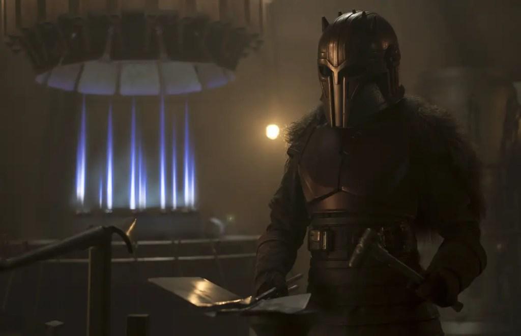 The Armorer, The Mandalorian