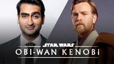 Obi-Wan, Ewan McGregor, Kumail Nanjiani