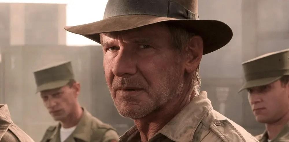 Indiana Jones, Harrison Ford