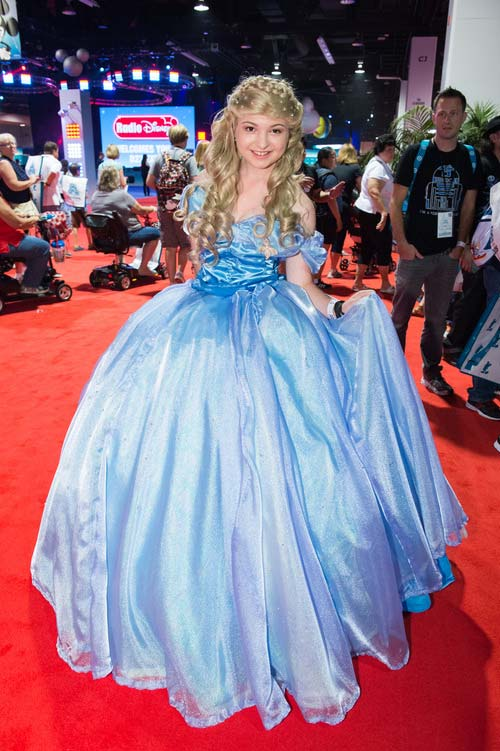D23 Expo Cosplay Dindy 1 The Disney Blog
