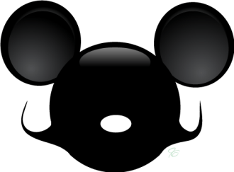 Surreal Mickey