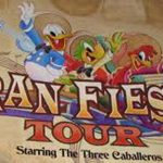 THREE CABALLEROS RIDE