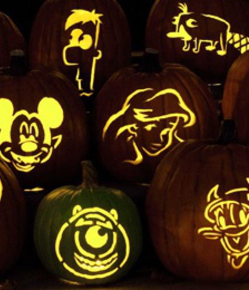 Disney DIY Halloween Decorations   the Disney Driven Life