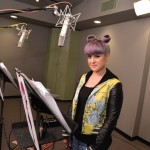 """THE 7D - Kelly Osbourne has joined the cast of Disney's """"The 7D,"""" an animated series that delivers a comedic new take on the Seven Dwarfs.  Produced by Disney Television Animation, the zany and broadly appealing series will be presented on three Disney TV platforms:  Disney XD, Disney Channel and Disney Junior beginning this summer. (DISNEY CHANNEL/Todd Wawrychuk)"""