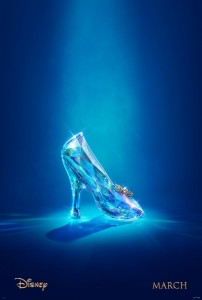CINDERELLA opens in theaters March 13, 2015