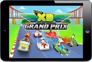 Disney XD's Grand Prix