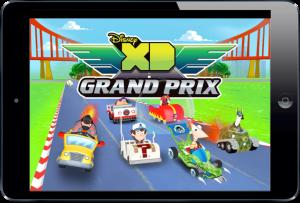 Disney XD's Grand Prix