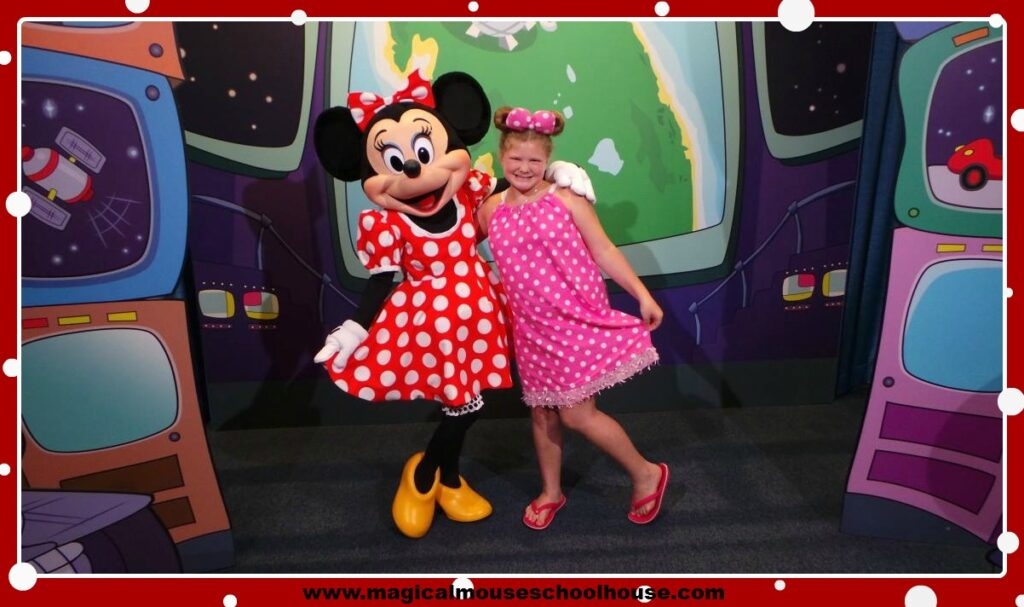NDK Chloe W. & Minnie Mouse