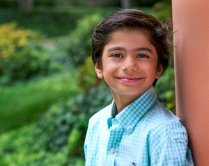 """JUNGLE BOOK"" (Pictured) Neel Sethi. Photo by: Alex Kang. ©2014 Disney Enterprises, Inc. All Rights Reserved."