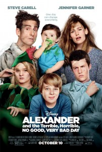 "After - Disney's ""Alexander and the Terrible, Horrible, No Good, Very Bad Day"""