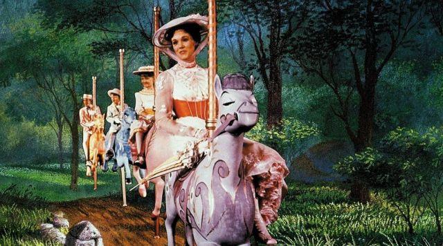 Mary Poppins digital
