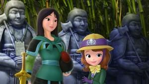 Mulan & Sofia the First