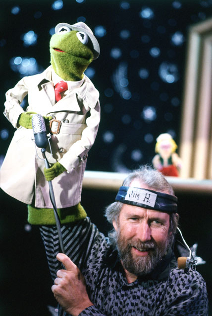 Jim Henson and Muppets