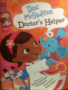 Doctors Helper Doc McStuffins