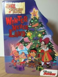 Winter Never land Jake Never land pirates