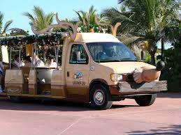 Reindeer Tram