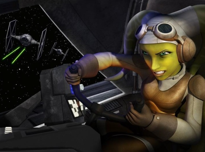 hera - star wars rebels