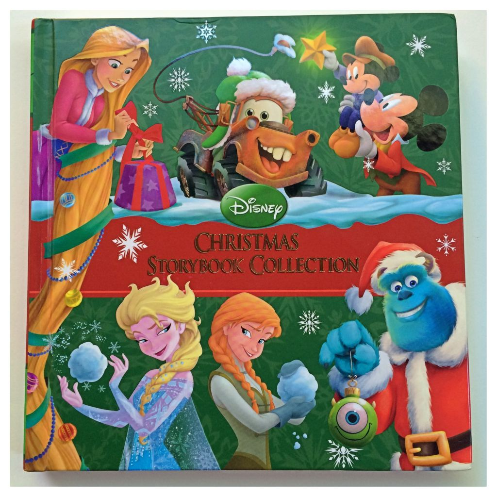 disney christmas storybook collection the disney driven life - Disney Christmas Storybook Collection