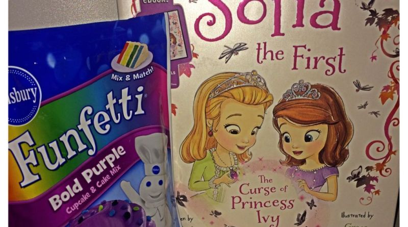 Sofia the first Princess ivy