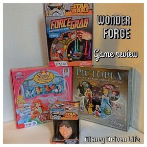 Wonder Forge Game Review