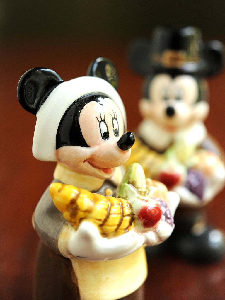 A Feast of Disney Tastes Featured on Thanksgiving Day at Walt Disney World Resort