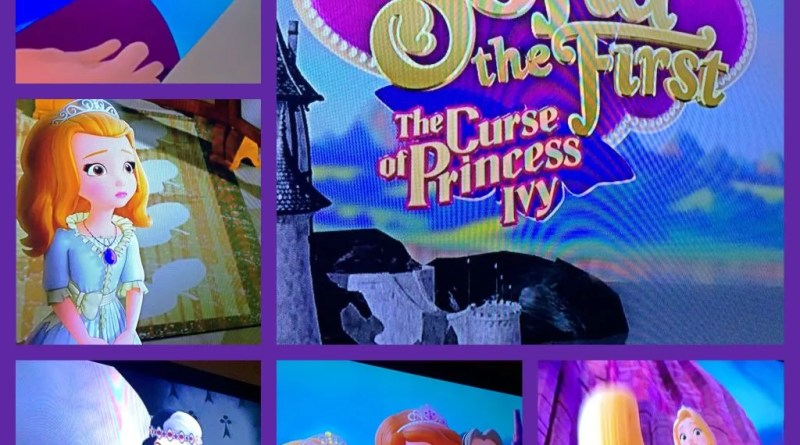 sofia the first curse of ivy