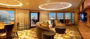 DCL Royal Suite 4