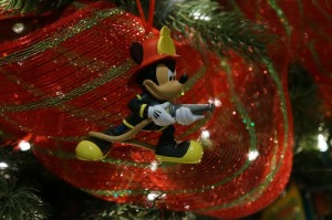 Fireman Mickey