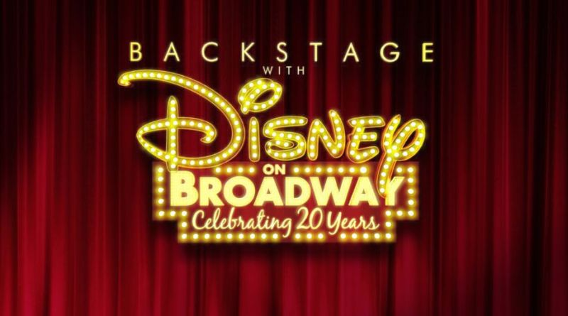 disney on broadway - 20 years