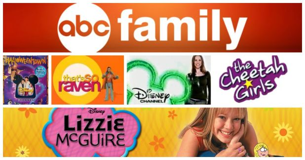 thats so throwback ABC Family