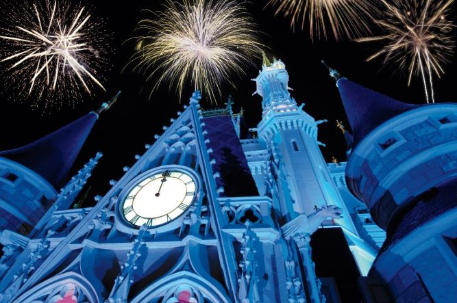 New Year's Eve is one of the biggest fireworks evenings of the year at Walt Disney World Resort, a place where fireworks are both spectacular and an every-night occurrence. Fireworks and nighttime shows will light up the skies and create a mood of celebration on Dec. 31, while revelry of other sorts takes place elsewhere throughout the Vacation Kingdom.