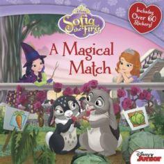 sofia the first: a magical match