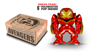 Funko Pop Marvel Hulkbuster