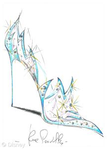 Cinderella Shoe - René Caovilla