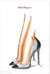 Cinderella Shoe - Massimiliano Giornett