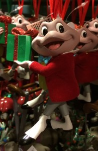 mr toad ornament