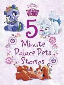 5 minute princess palace pets stories