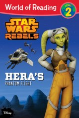 Hera's Phantom Flight - Star Wars Rebels