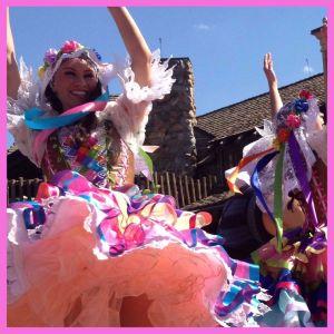 Festival of Fantasy - maidens
