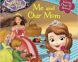 sofia me and our mom