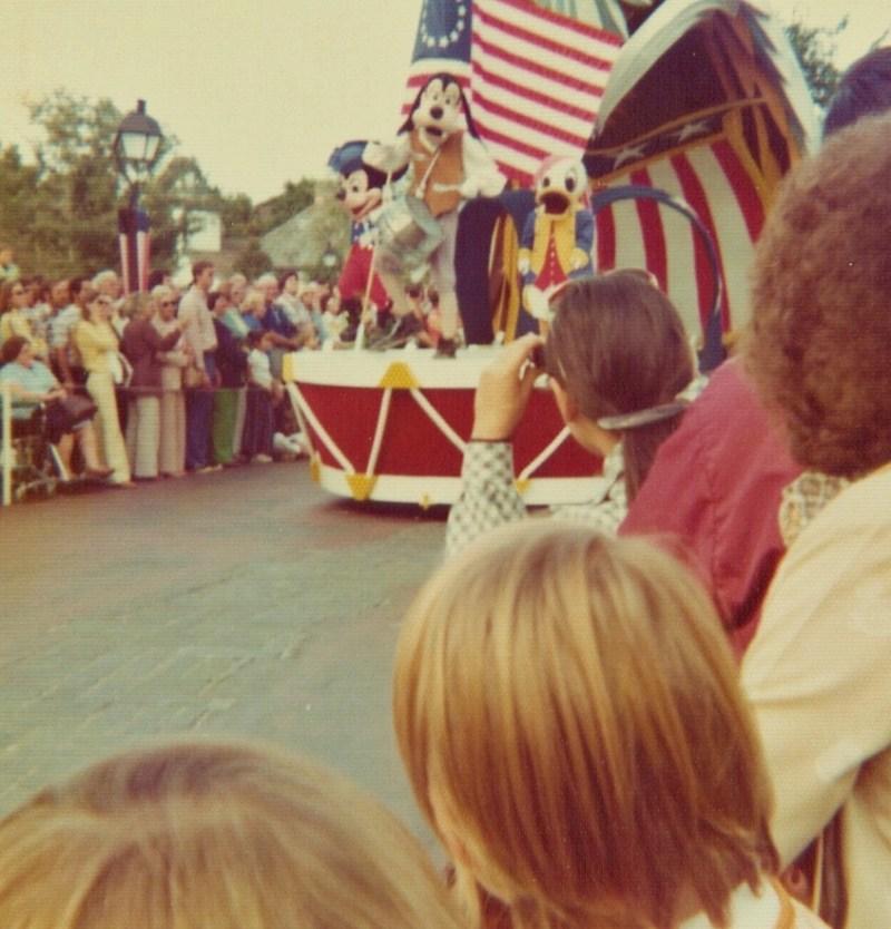 America On Parade Fab 3 - throwback thursday