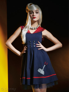 Her Universe Thor Sailor Dress
