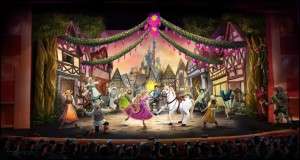 """Tangled: The Musical"" Coming to Disney Cruise Line"