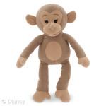 maya plush monkey kingdom disney store