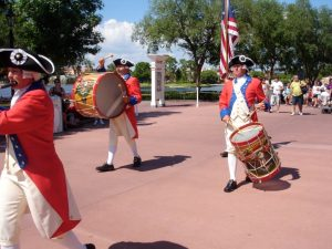 EPCOT Spirit of America 2